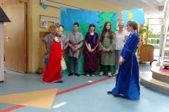 A Visit to King Arthur\'s Court - Theaterstück der Englisch-AG