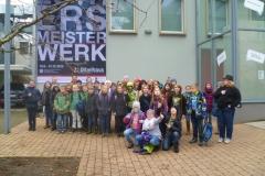 Besuch im Bibelhaus Frankfurt